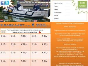 200 euro kraskaart