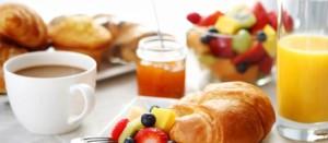 ontbijt croissant