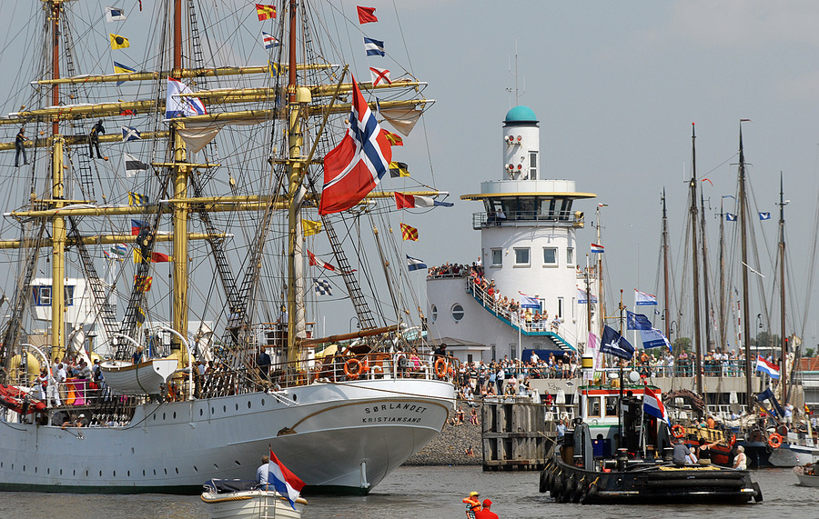 Sail Harlingen - 03 t/m 06 aug 2018